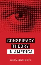 Cover of Conspiracy Theory in America