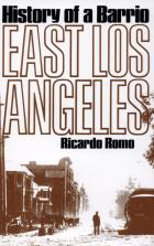 Cover of East Los Angeles