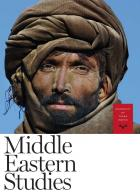 Middle Eastern Studies catalog cover