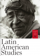 Latin American Studies catalog cover