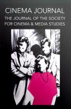 Cover of Cinema Journal
