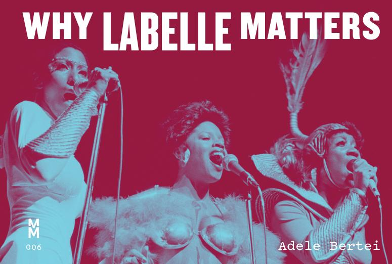Splash image for Why Labelle Matters