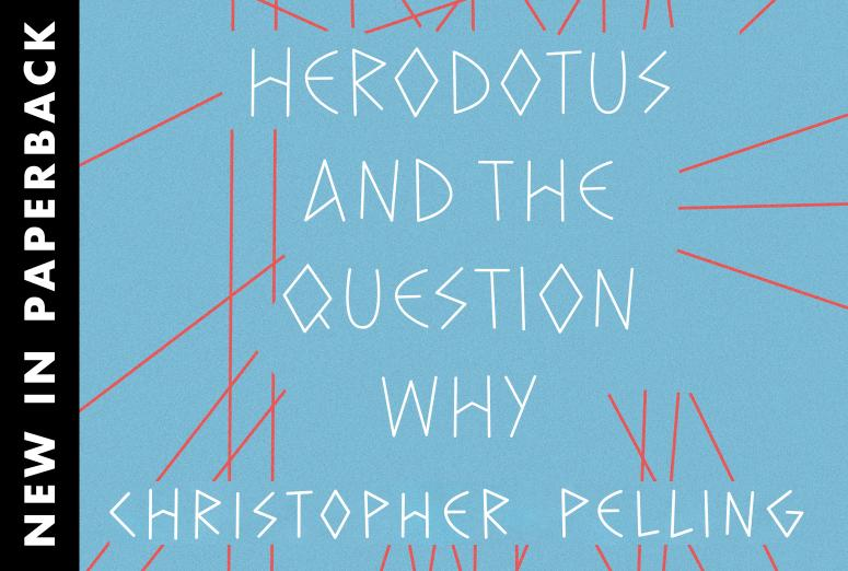Splash image for Herodotus and the Question Why