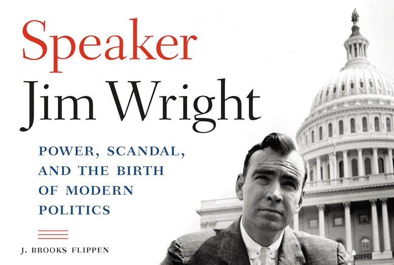 Splash image of Speaker Jim Wright