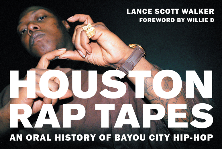 Splash image of Houston Rap Tapes