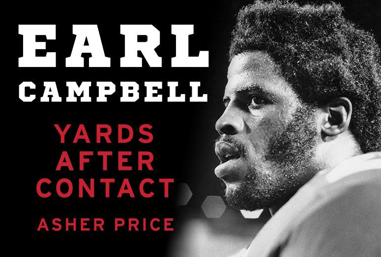 Splash image of Earl Campbell
