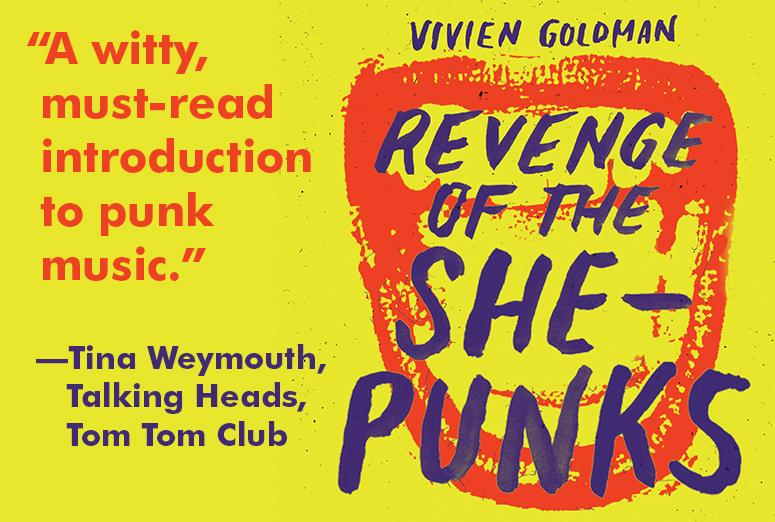 Splash image of Revenge of the She-Punks