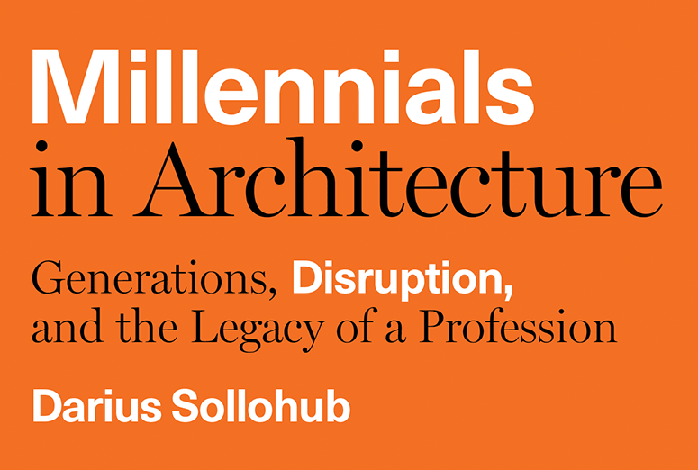 Splash image of Millennials in Architecture